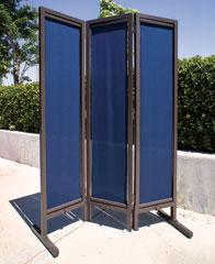 3-Panel Screen