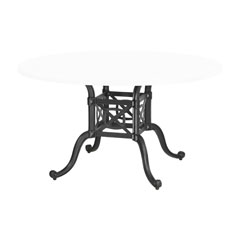 "Grand Terrace 48"" Round Dining Table Base"