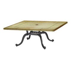 """Paradise 42"""" Square Table"""
