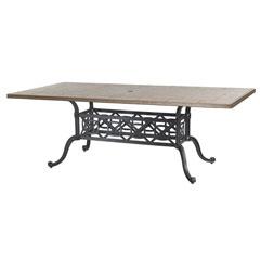 "Paradise 42""x86"" Rectangular Table"