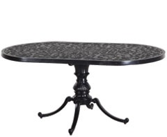 "Regal 42""x63"" Oval Table"