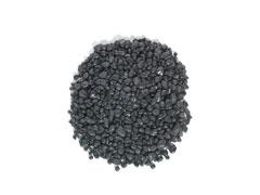 Tumbled Fire Glass - Black