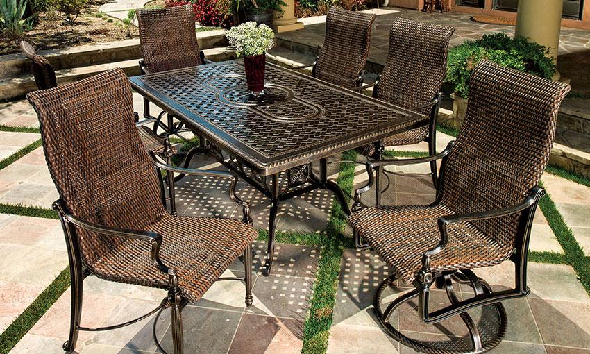 Outdoor Furniture > Furniture Collections > Bel Air - Gensun