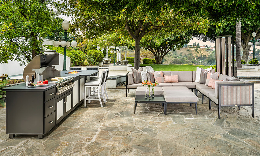 Gensun Casual Living : Outdoor Furniture & Kitchens - Gensun Casual Living