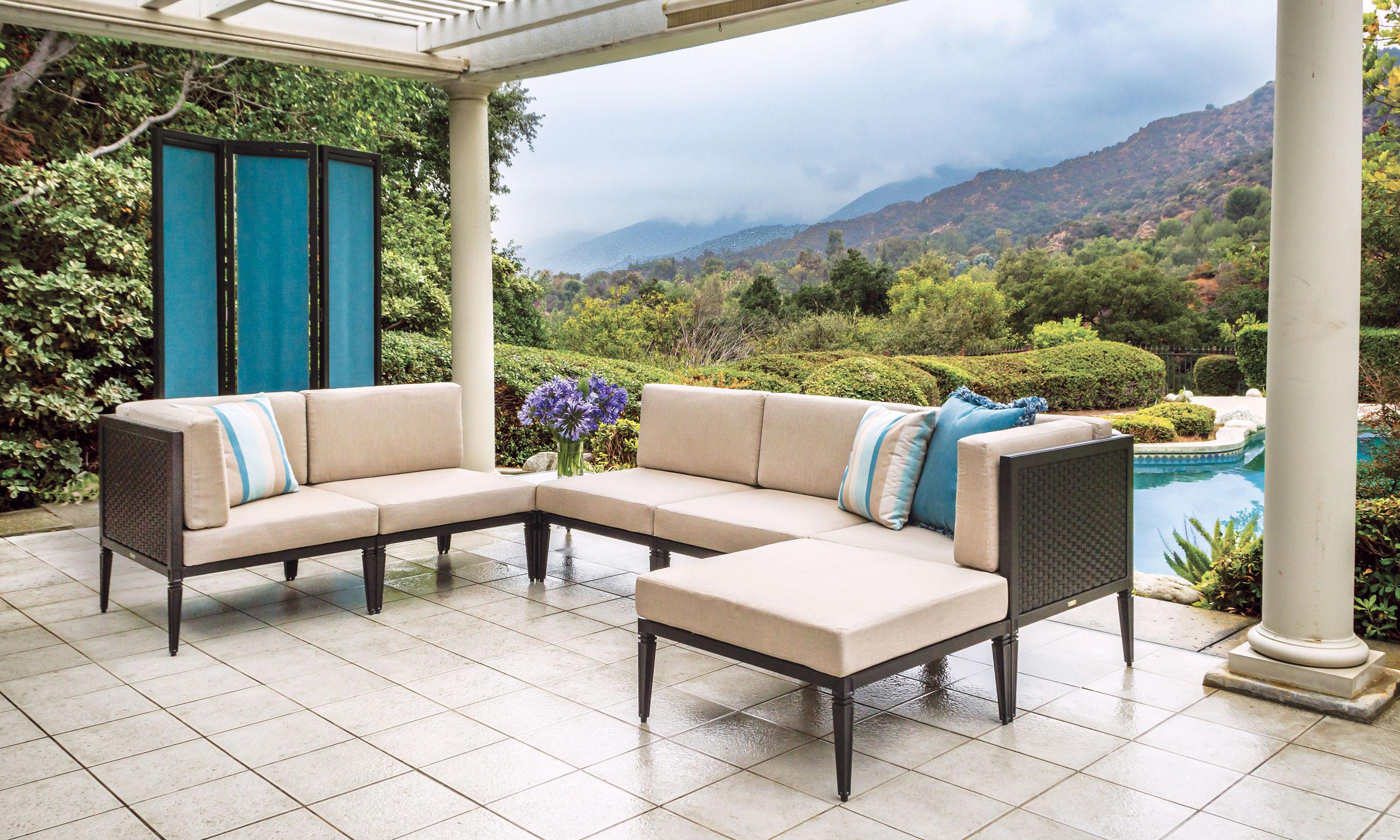 Outdoor Furniture > Furniture Collections > Drake - Gensun