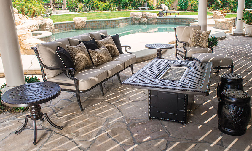 Gensun Casual Living : Outdoor Furniture > Furniture Collections > Dynasty ...