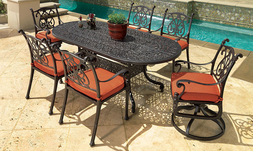 Outdoor Furniture > Furniture Collections > Florence - Gensun