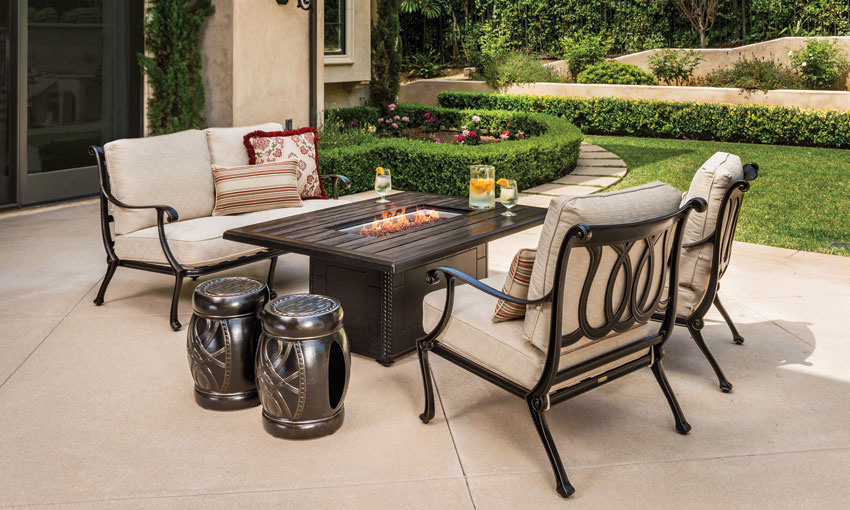 Outdoor Furniture Amp Kitchens Gensun Casual Living
