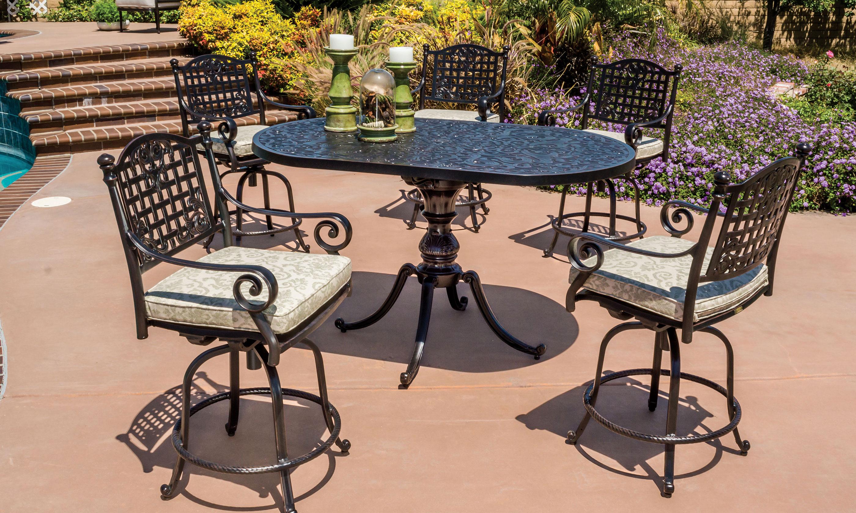Outdoor Furniture > Furniture Collections > Verona - Gensun