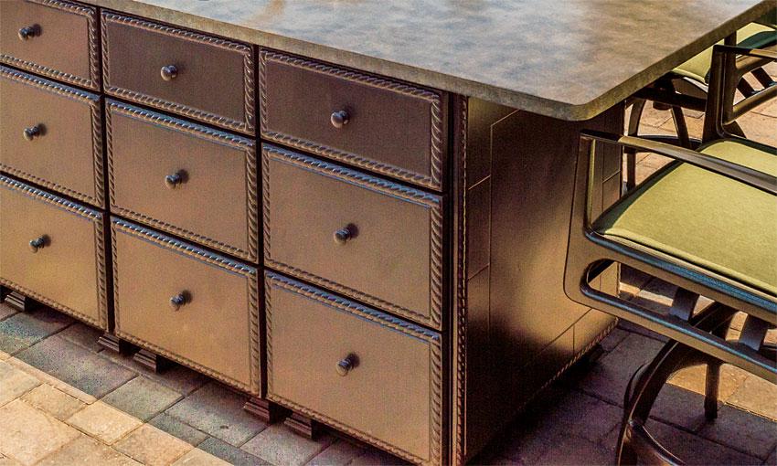 Paradise: Modular Door & Drawer Cabinets
